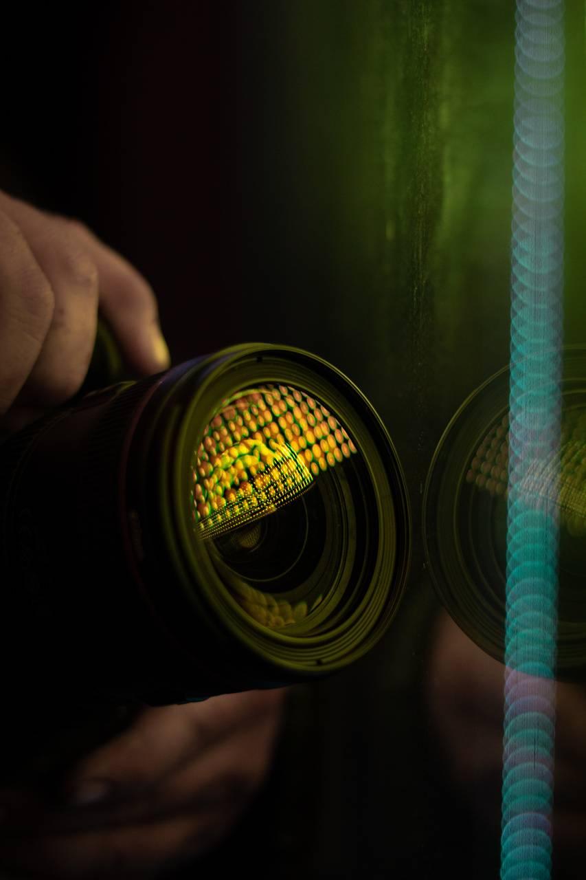 LEDs Reflect