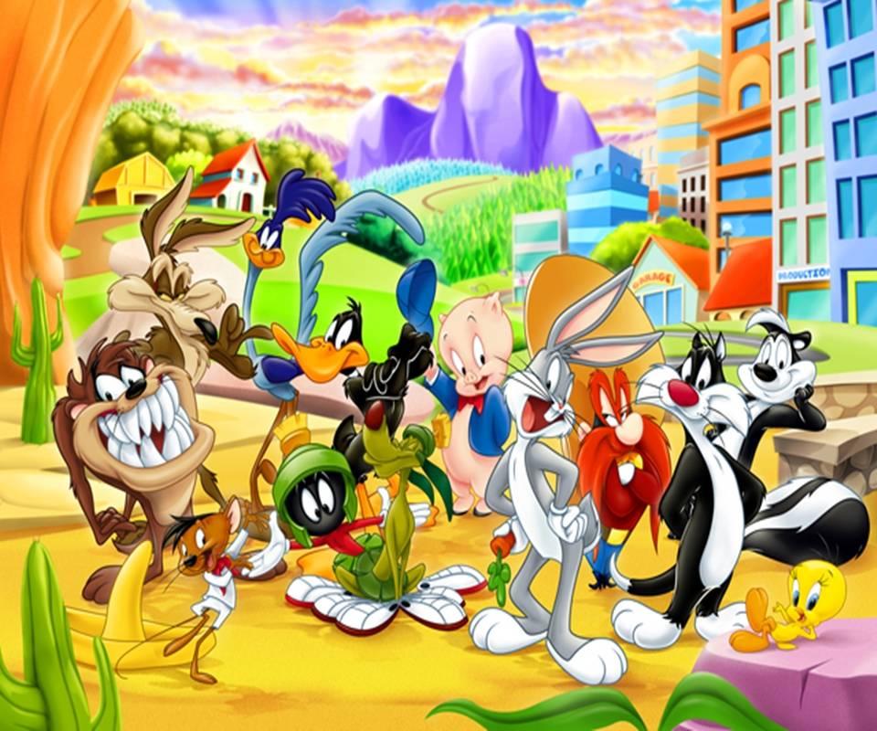 Looney Tunes Crew