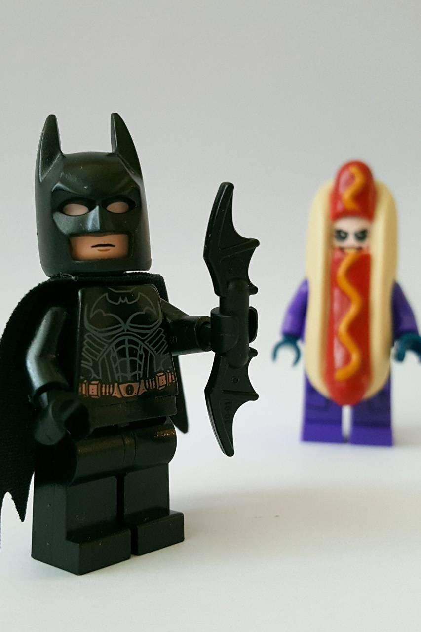 Batman  Hotdog