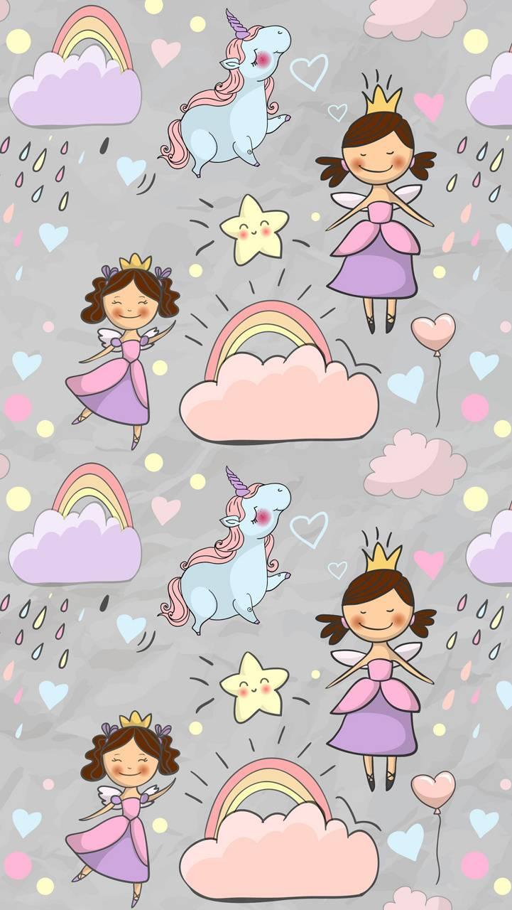 Fairies and Unicorns