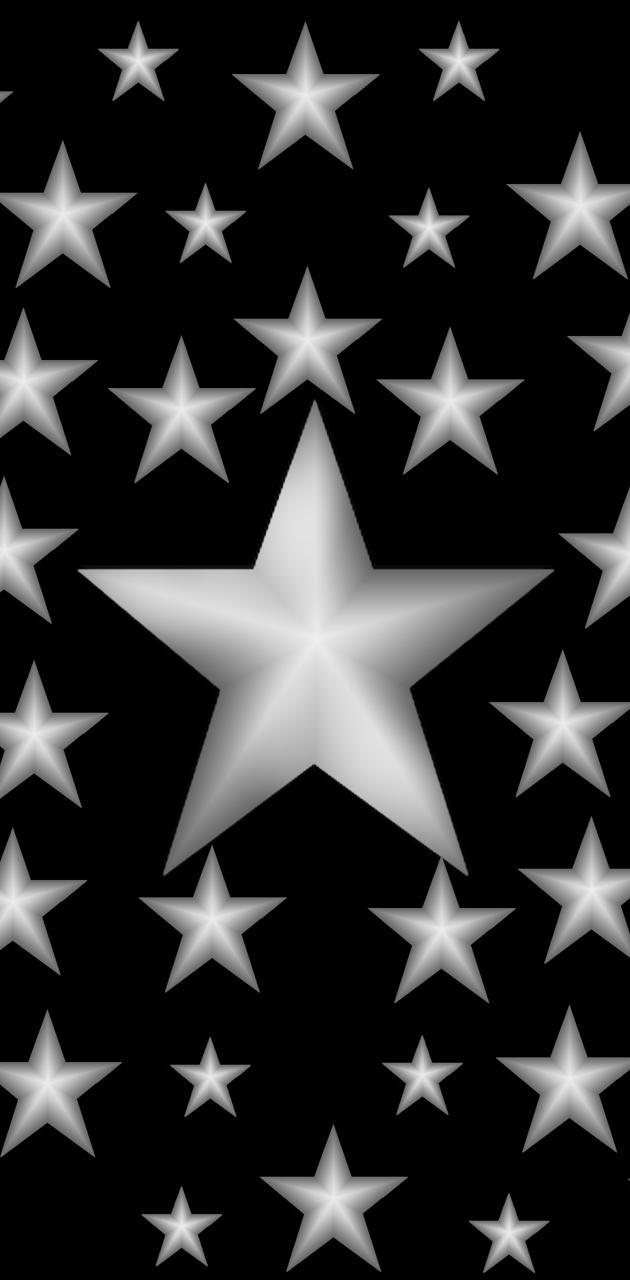 Silver Stars Stars