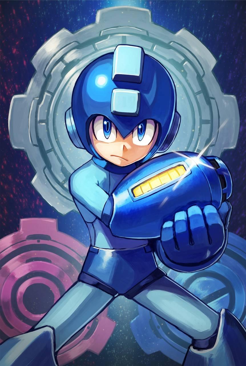 Mega Man wallpaper by EvilGibo - 2e - Free on ZEDGE™