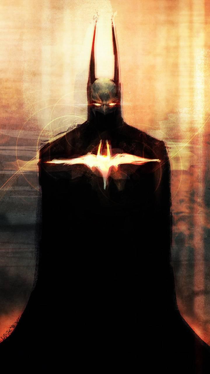 Scary Batman