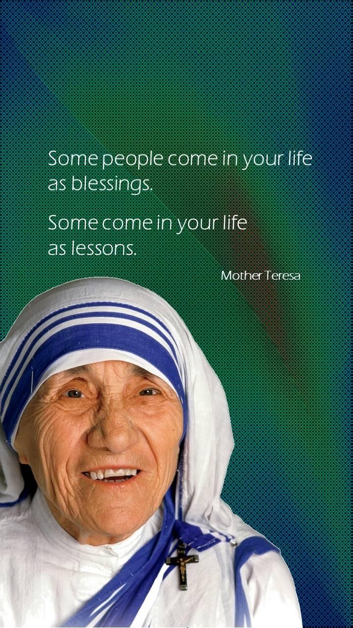 Blessings lessons