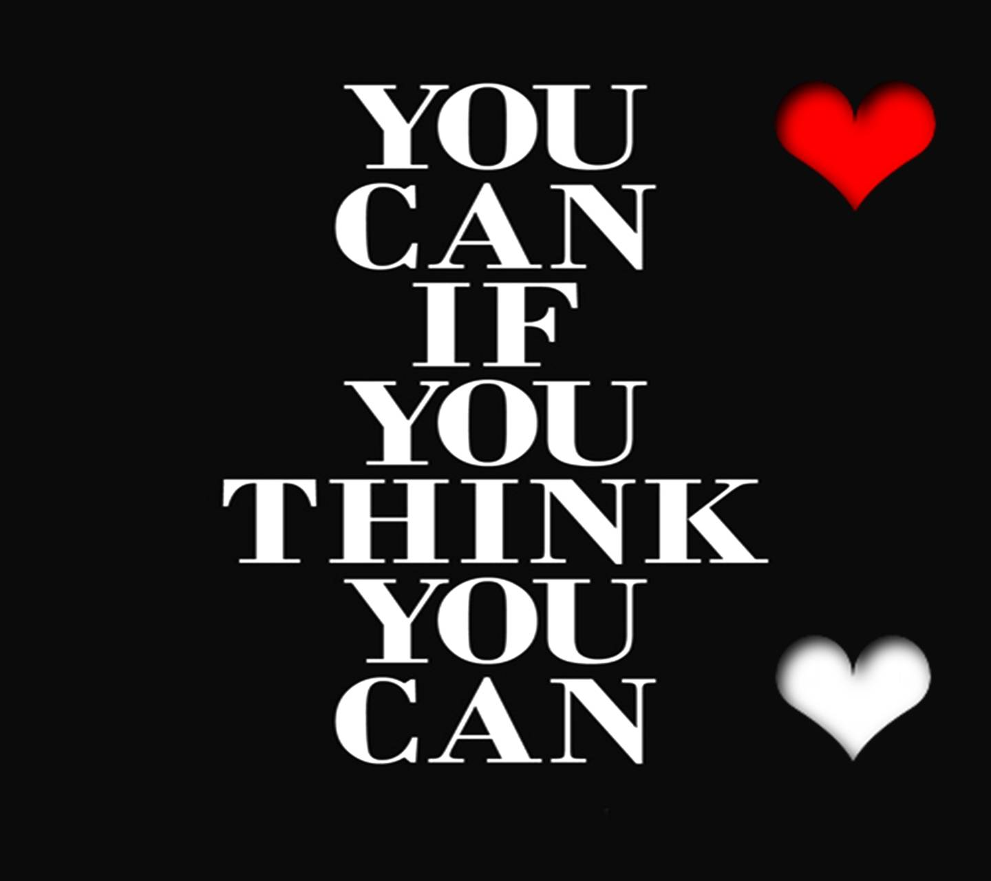 You Can If You Can