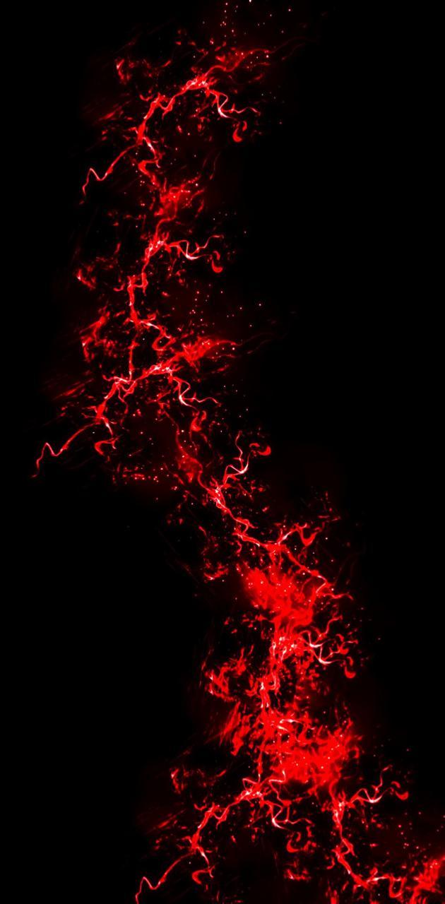 Red Lightning Wallpaper By S0ren5869 B1 Free On Zedge