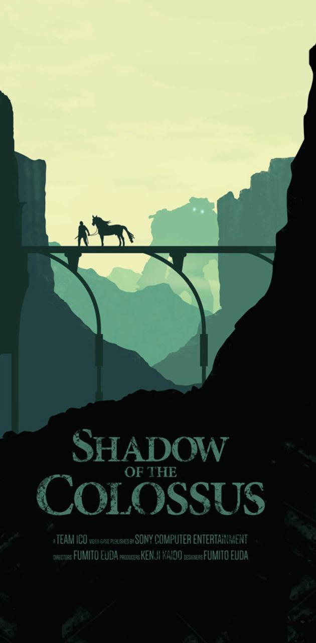 Shadow of colosus