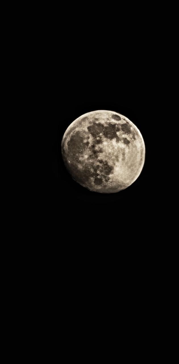 Moon shot s21