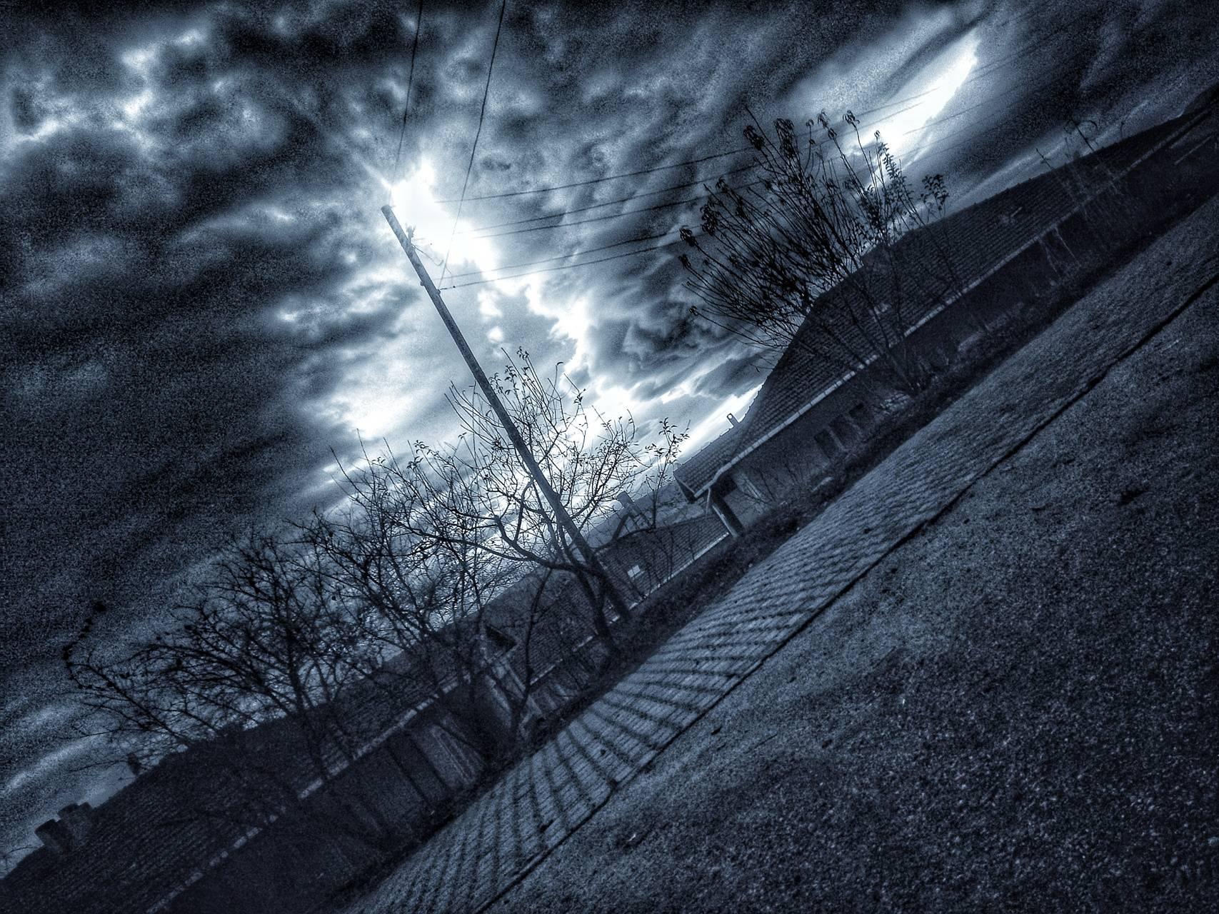 Siyah geceler