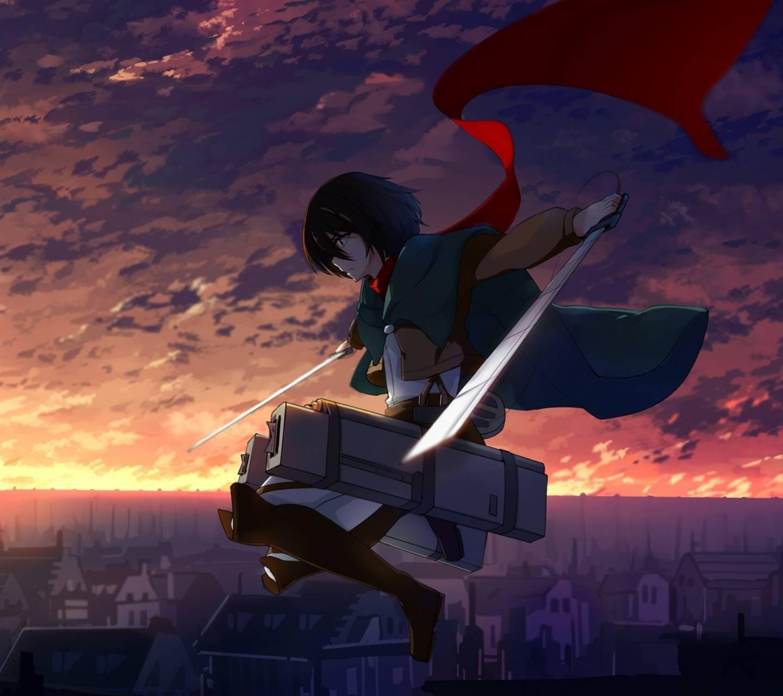 Ackerman Mikasa