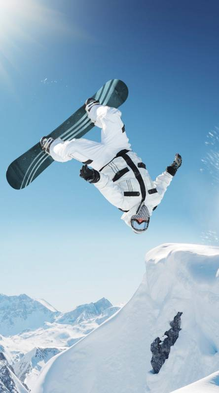 Snowboard Wallpapers Free By Zedge