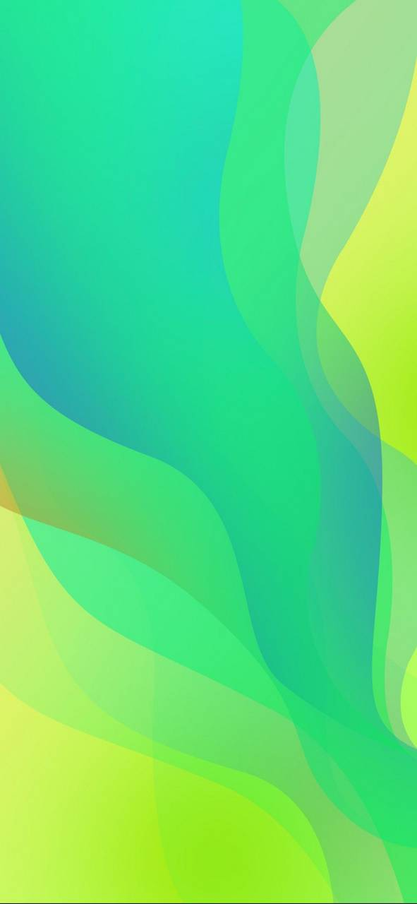 Oppo green