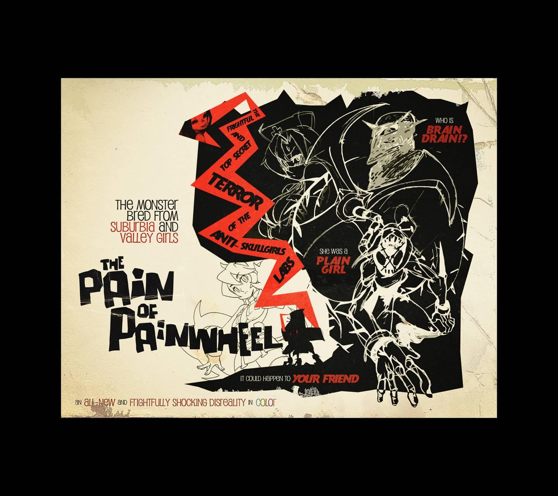 Skullgirls Painwheel