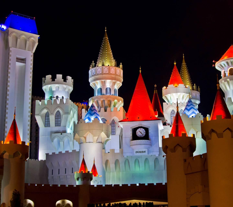 Las Vegas Castle