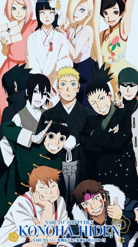 Download 7000 Wallpaper Naruto Wa