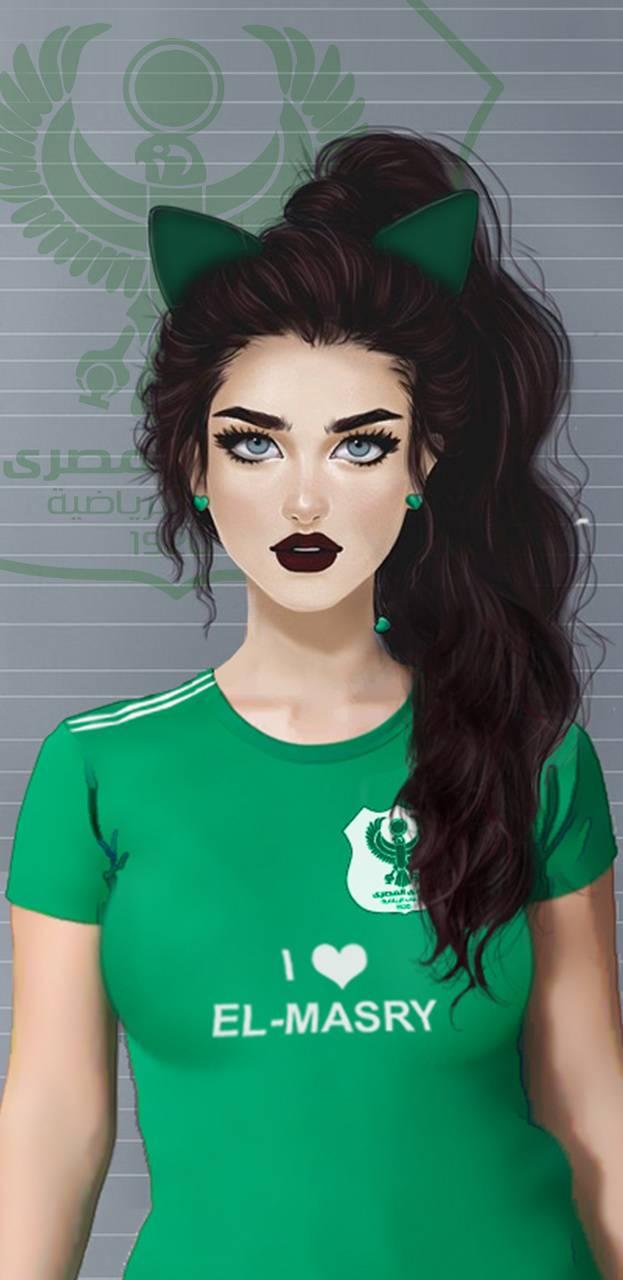 Elmasry Club Girl