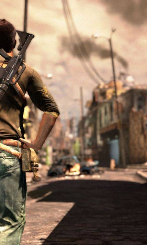 Uncharted 3 Wallpaper By Pdre90 23 Free On Zedge