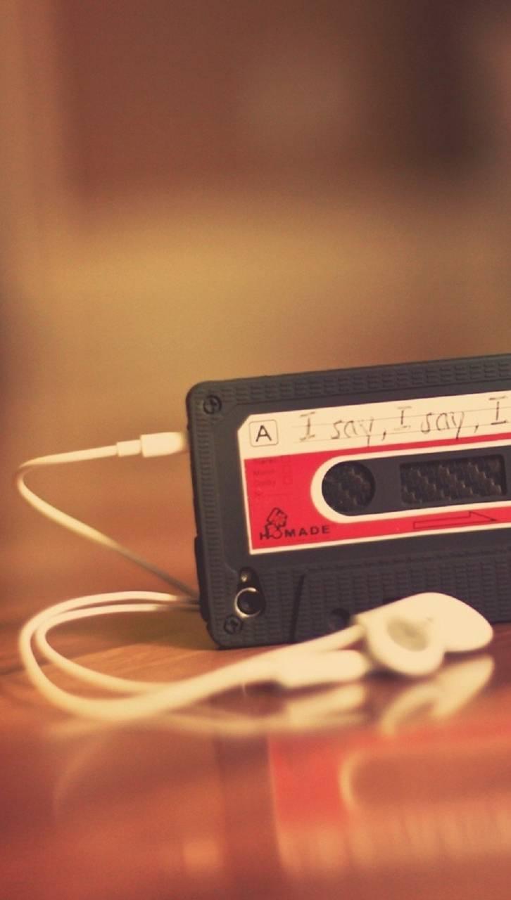 Cassette Headphones