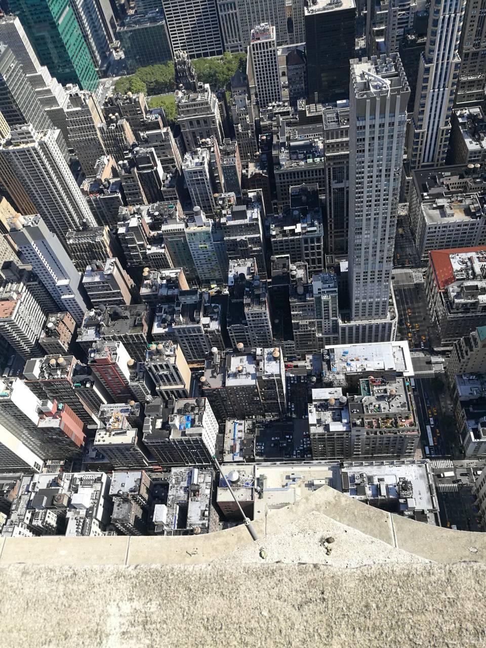 New York- Skyscraper