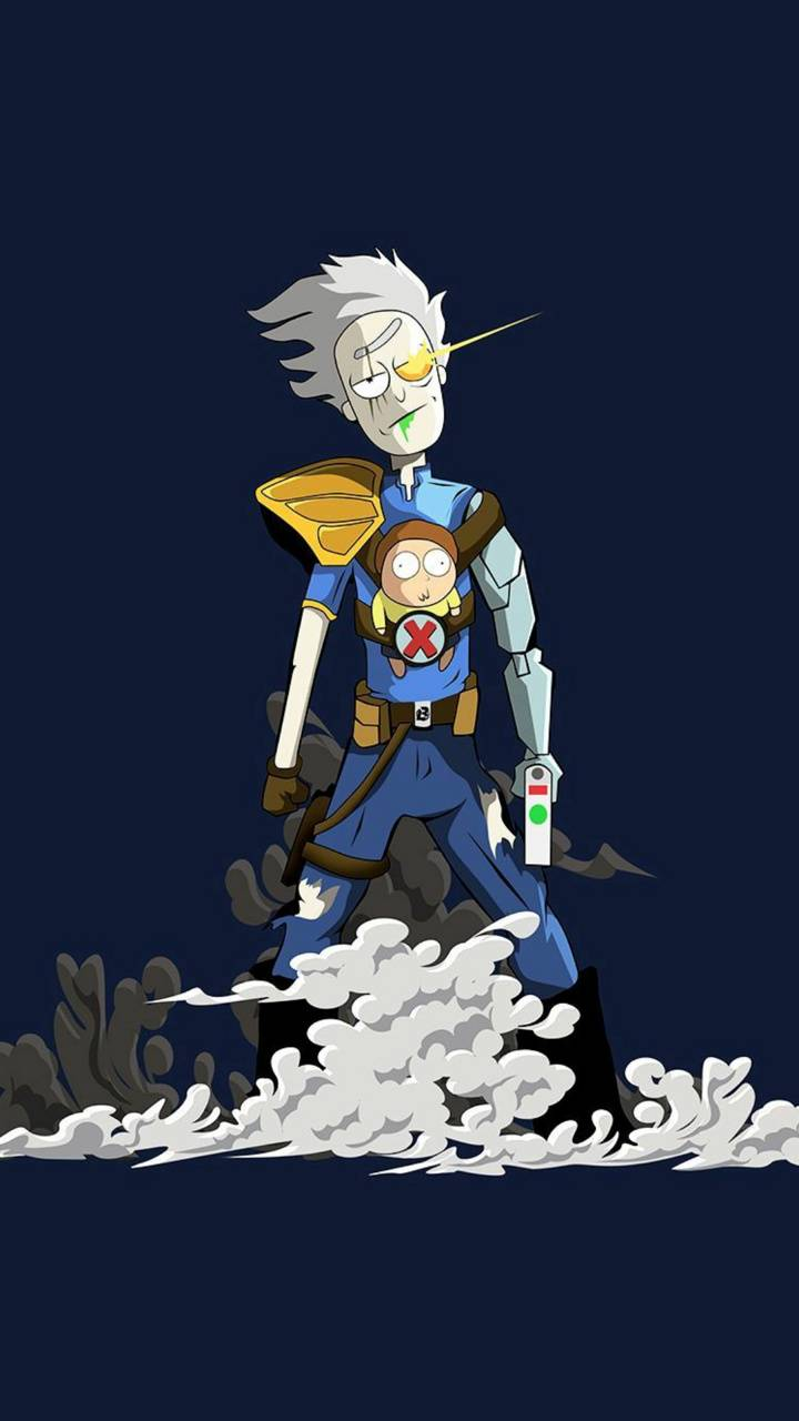Rick Morty-BossLogic