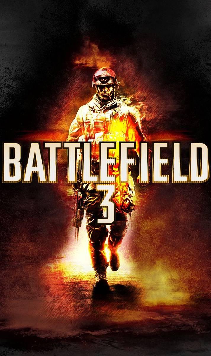 Battlefield 3 Fire