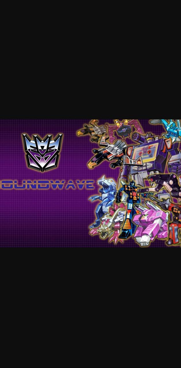 Soundwave and crew
