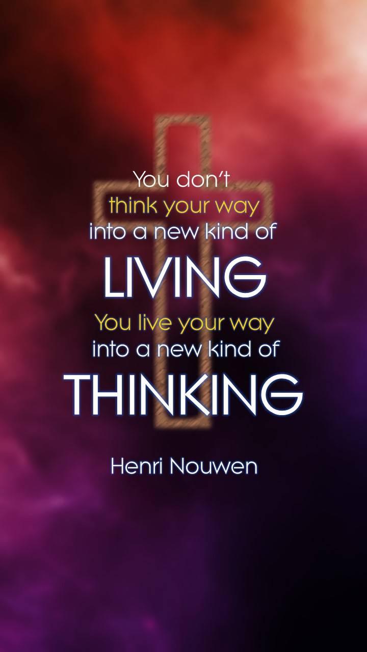 Living Thinking