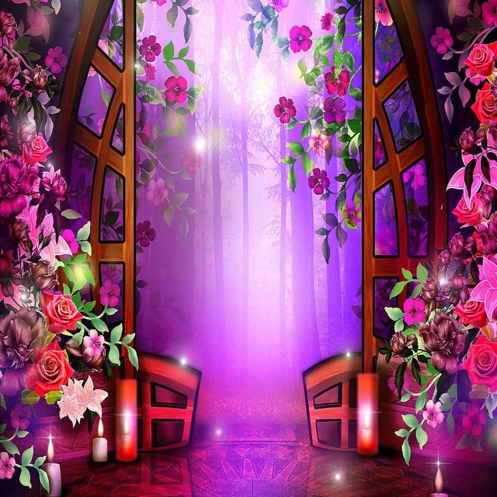 Roses Arcades