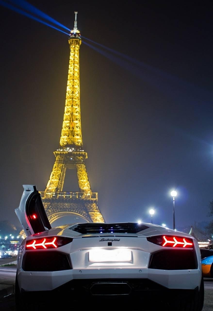 Lamborghini Tower