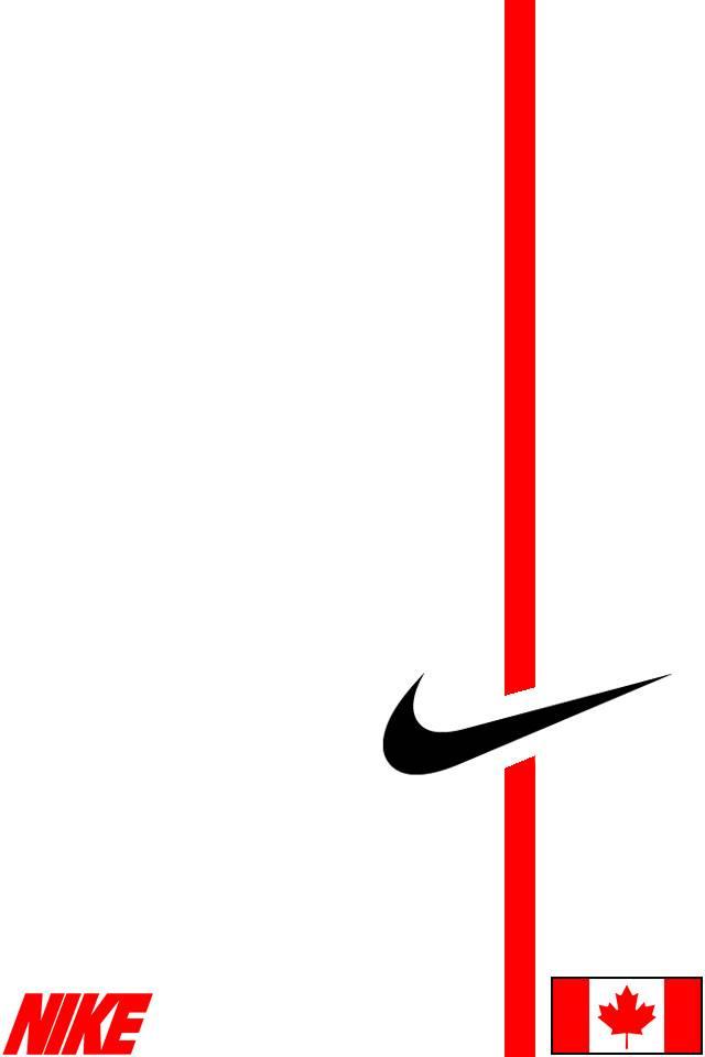 Team Canada Nike