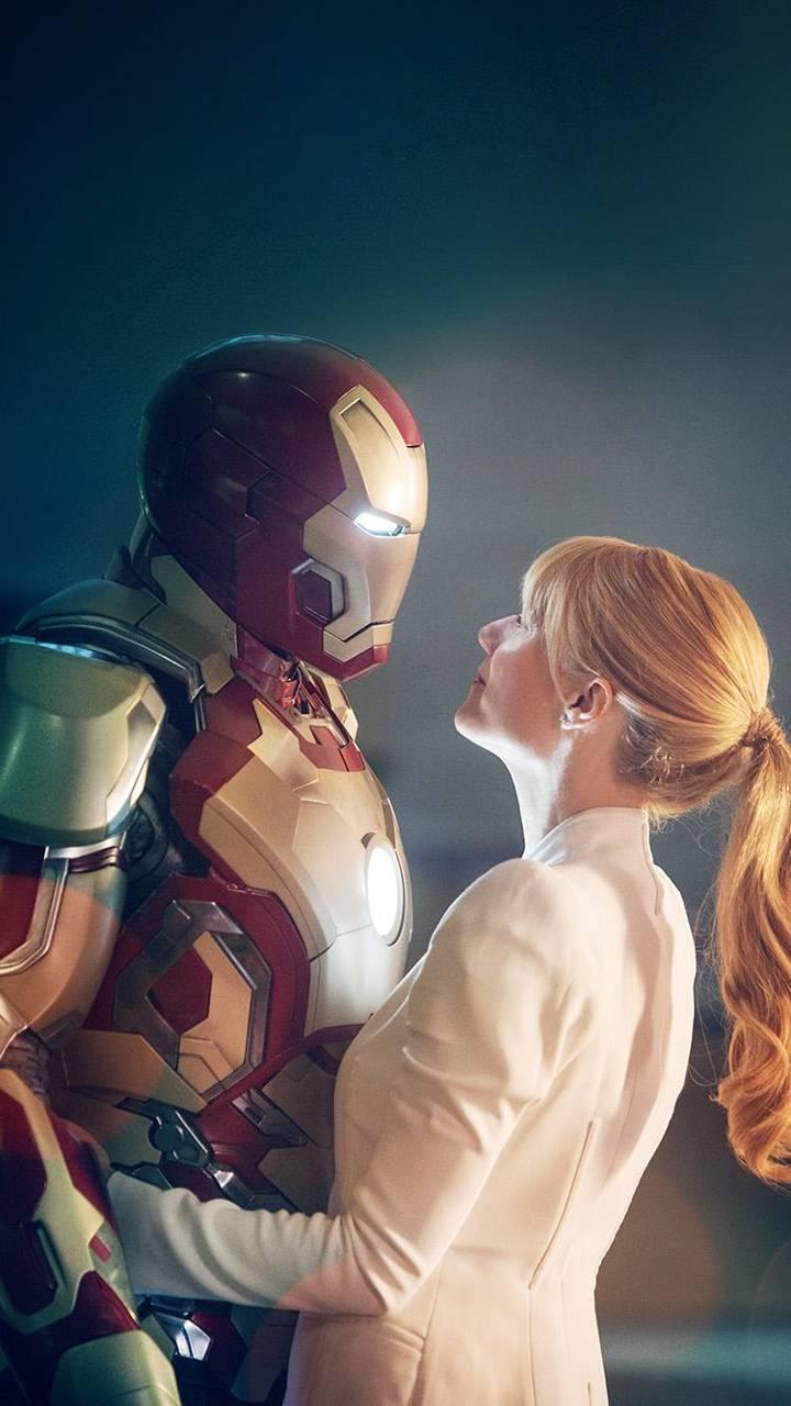 Iron man Love