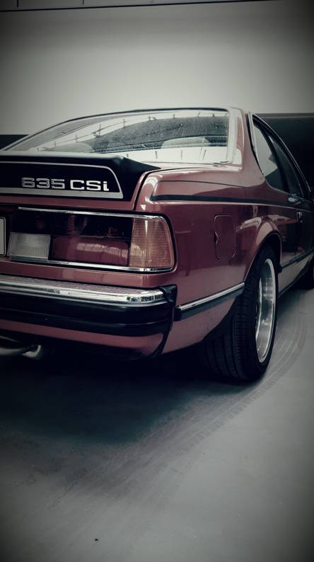Bmw 635 Csi Wallpapers Free By Zedge