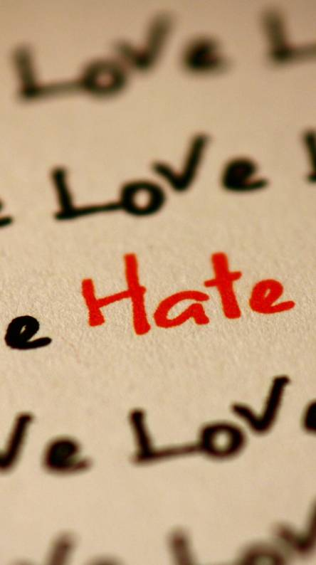 Hate Love Wallpapers