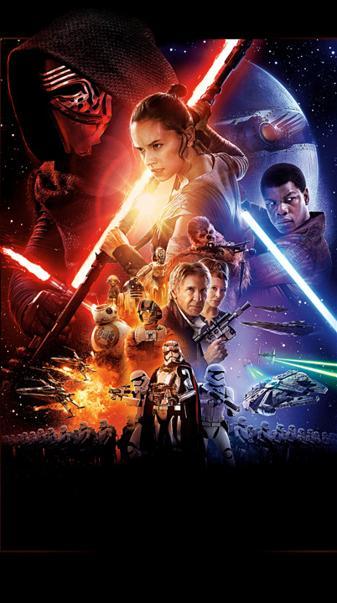 ST The Force Awakens