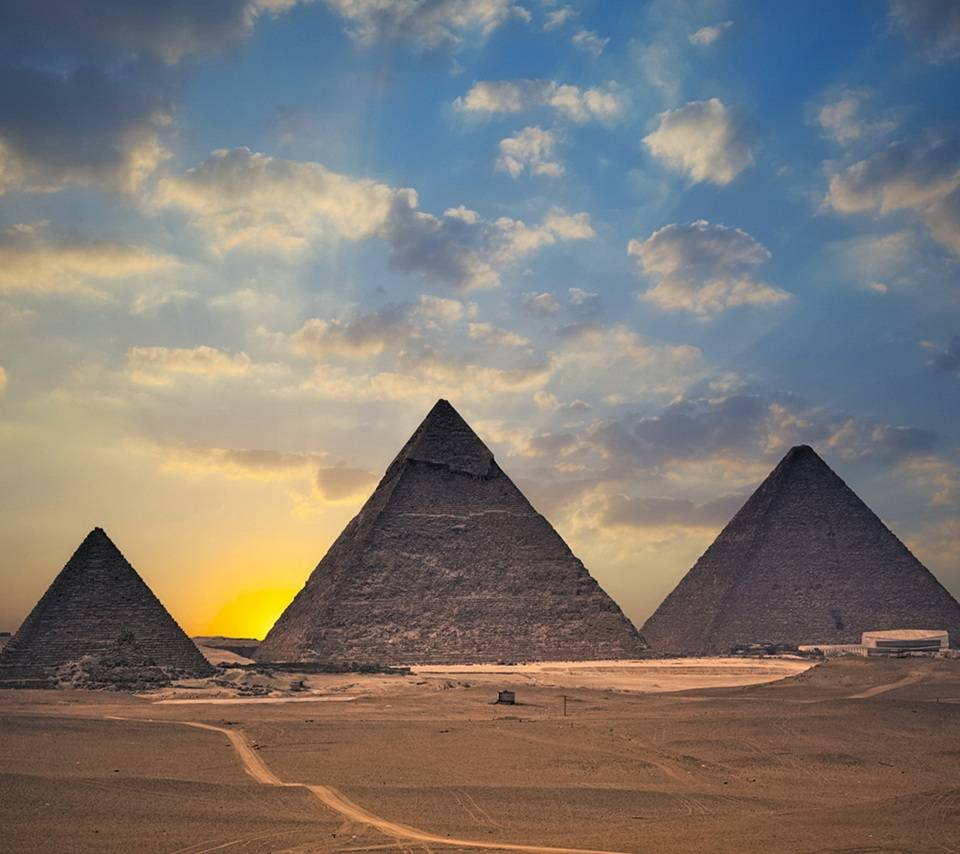 Pyramid Hd