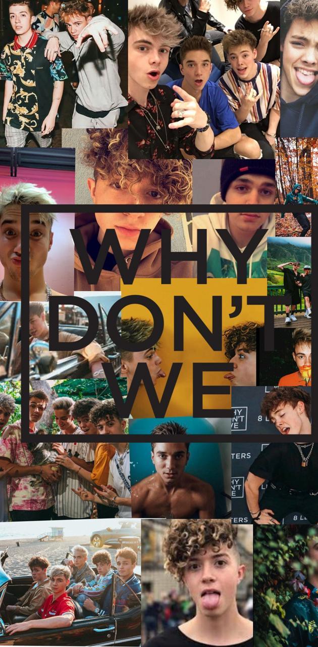 Why dont we collage