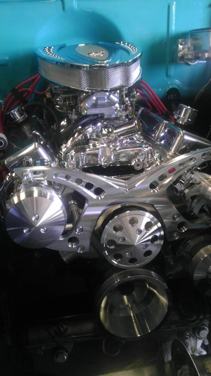 Cool Billet engine