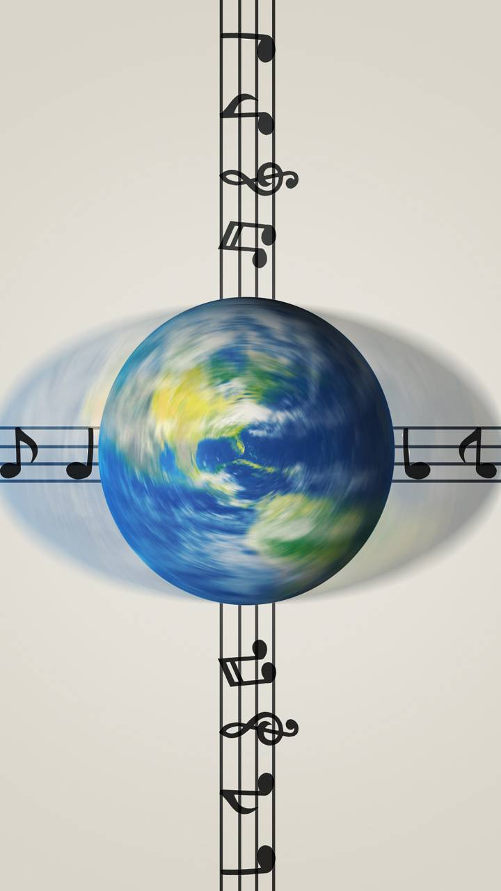 Earth and music