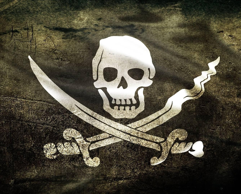 Pirate Flag Hd