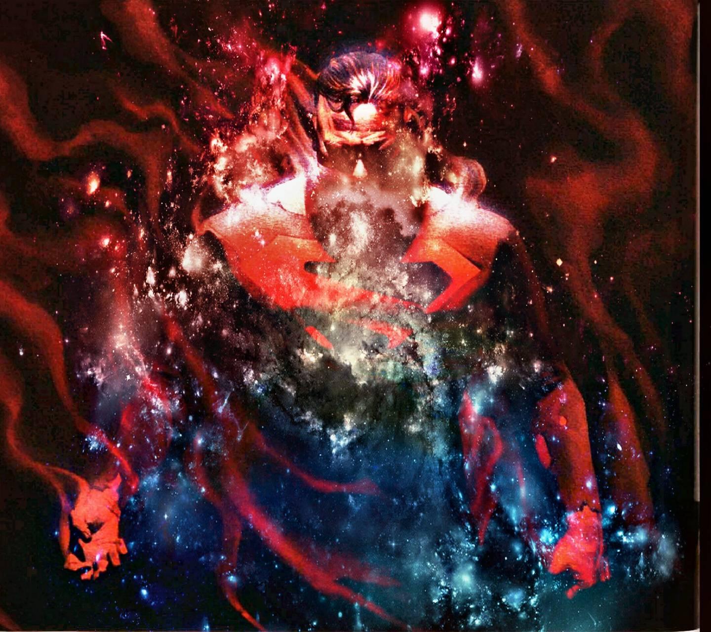 cosmic superman