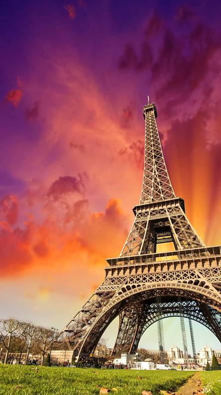 Eiffel Tower Wallpapers Free By Zedge