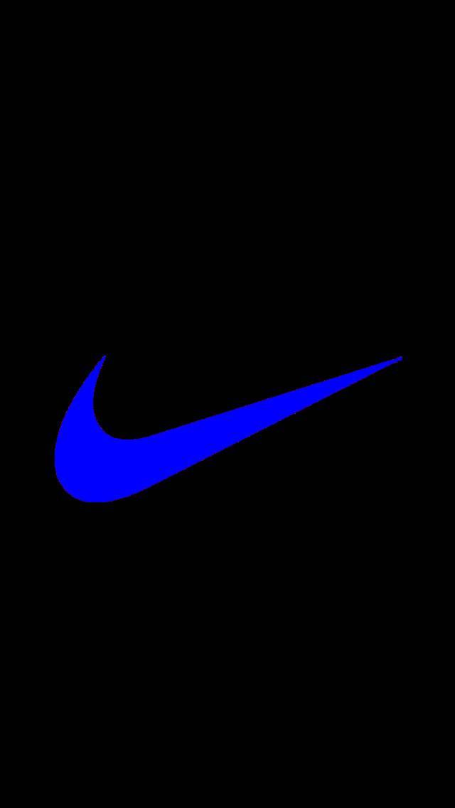 Blue Nike Logo Wallpaper By B 99 9d Free On Zedge