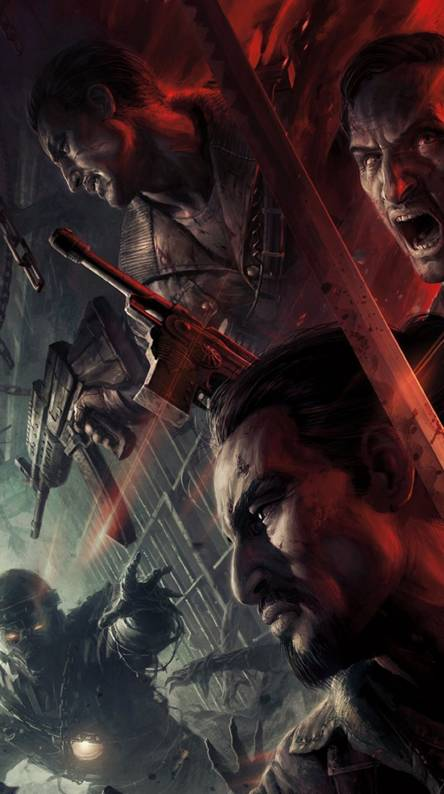 Call Of Duty Zombies Wallpapers Free By Zedge