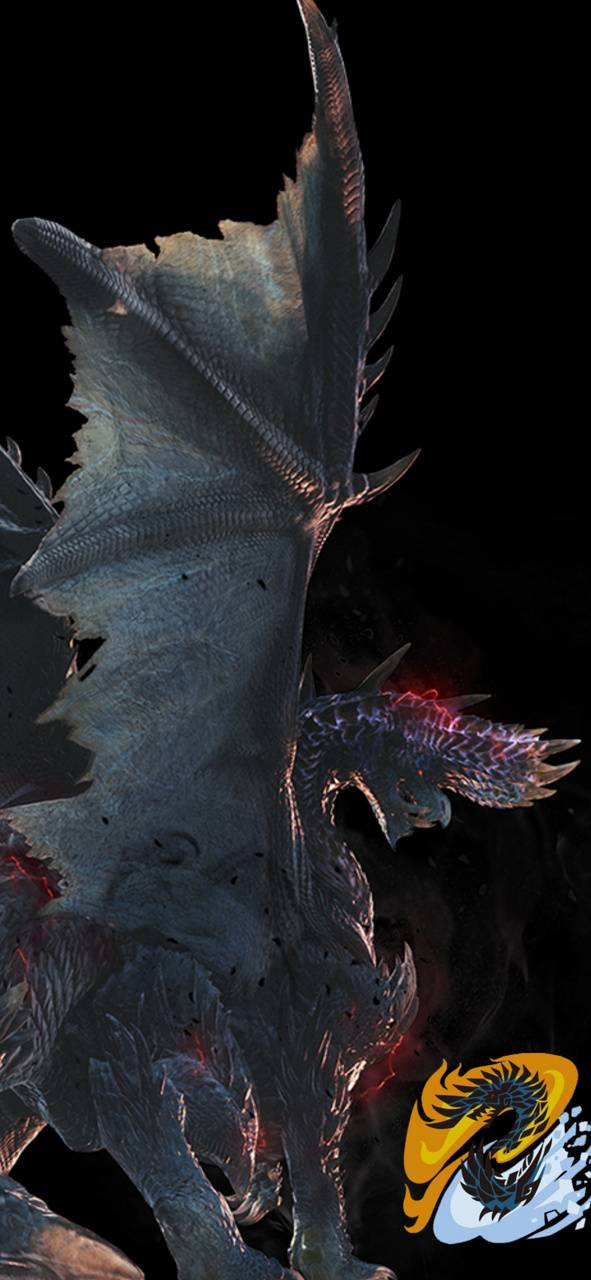 monster hunter world alatreon wallpaper