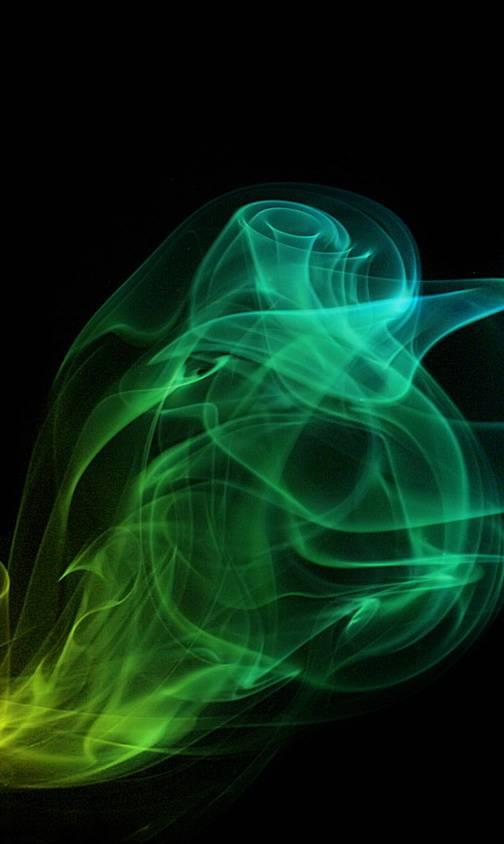 Liquid Smoke Wallpaper By Djbgirl