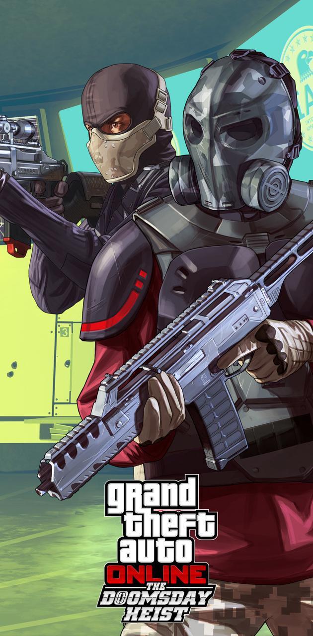 GTA 5 - HEIST