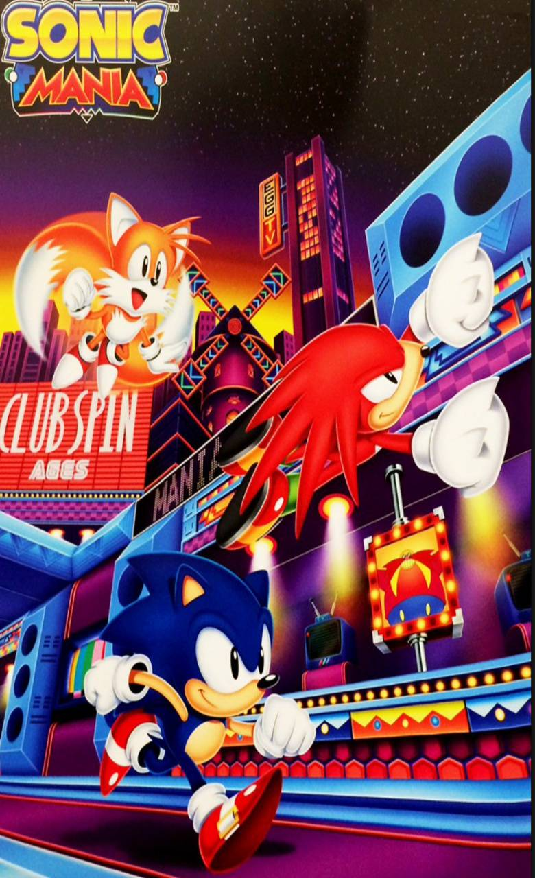 Sonic Mania Studio Wallpaper By Blacksega 2f Free On Zedge