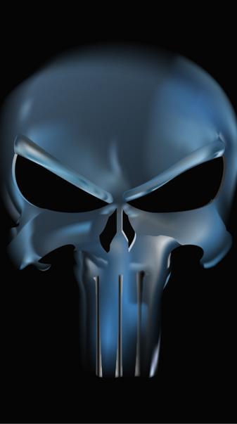 Punisher chrome