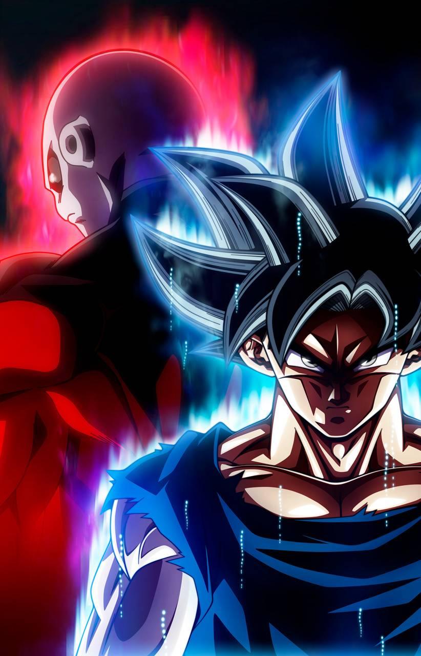 Goku Vs Jiren Wallpaper By Silverbull735 60 Free On Zedge