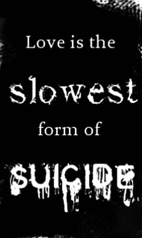 Suicide Wallpaper By Roboxxx 6c Free On Zedge